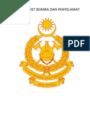 Logo Kadet Bomba Dan Penyelamat Docx