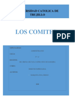 Los Comites - Derecho Empresarial Arreglado