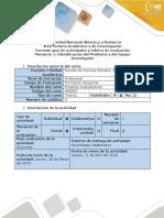 1-Guía de Actividades y Rúbrica de Evaluación Momento 1 Identificación Del Problema y Equipo Investigador