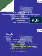 Marketing Strategy Training Aug16 2006