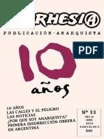 Parrhesia n33