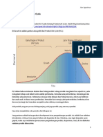 Materi 9 – Product Life Cycle