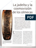 La Jadeita y La Cosmovision de Los Olmec
