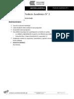Producto Académico n 2 Gestion Logistica