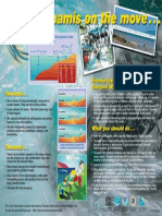 tsunami awareness poster english 17x22 09