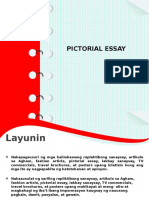 Pictorial Essay