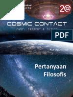 Presentasi Cosmic Contact