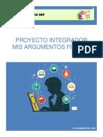 Proyecto Integrador Módulo 5 Semana 4