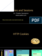 PHP 07 Cookies Sessions