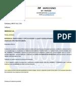 Cotizacion Servicios Im Inspecciones Ismocol Tunja 2