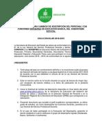 1 Convocatoria Cambios Docentes Estatal 2018-2019