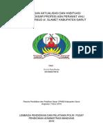 Cover Rancangan Aktualisasi Dan Habituasi