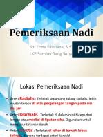 Perhitungan Nadi