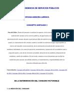 De la determinacion del consumo facturable.pdf
