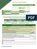 Ficha de Monitoreo y Acompañamiento Al Desempeño Docente 2019