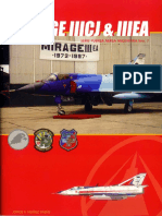 Avia Fuerza Aerea Argentina Mirage III
