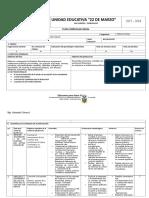 Planificacion Anual 2 Proceso