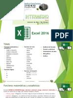 Excel Intermedio - Parte i