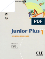 Junior Plus 1 Cahier