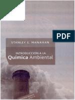 Introducción a la Química Ambiental - Stanley E. Manahan - 1ra Edición.pdf