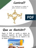 EXPOSICIÓN DE CONTROL DE CALIDAD