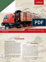 Catalogo Fleishmann 2017