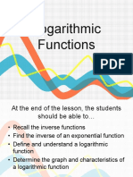 08 Logarithmic Functions