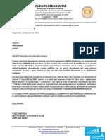EJEMPLOS REMISIONES E INFORMES DESDE ORIENTACION.doc