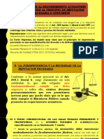 Observacion Acusacion Fiscal Audiencia Control Penal