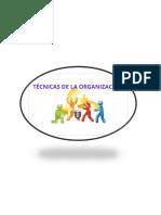 Cuadro Comparativo Tecnicas de Organizacion