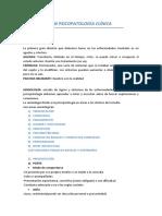 RESÚMEN PSICOPATOLOGÍA CLÍNICA.docx