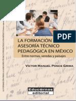 La Formación para la Asesoría Técnico Pedagógica en México.pdf