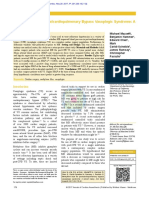 Methylene Blue for Postcardiopulmonary Bypass Vasoplegic Syndrome - A Cohort Study