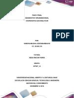 Anexo 1 - Diagnostico Organizacional Mod
