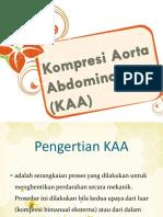 Kompresi Aorta Abdominalis (KAA).ppt