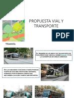 Propuesta Vial y Transporte Definitivo