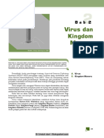 Bab 2 Virus Dan Kingdom Monera