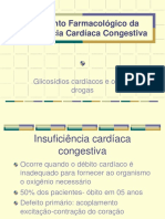 FARMACOLOGIA_Tratamento Farmacológico ICC