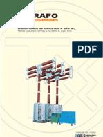 Disjuntores Circuitos Gas Sf6 72-5 a 420kv