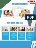 EDUCACIÓN PSICOMOTRIZ3 diapos