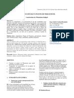 Andrea Catalina Valencia, Luisa FDA Del Rio, Miguel Angel Saavedra. Informe 9 Lab Fisica II
