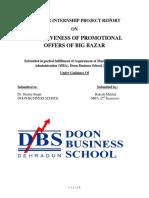 A PROJECT REPORT big bazar - SHIVAM.docx
