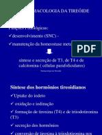 FARMACOLOGIA_Tireóide