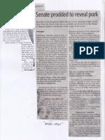 Daily Tribune, Apr. 11, 2019, Senate prodded to reveal pork.pdf