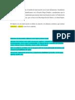 Modelo Ecologico Psicología Comunitaria