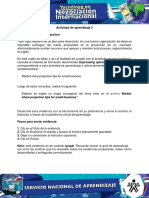 Evidencia 2 Market Proyection