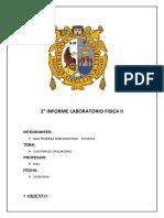 Informe 2 Completo de Laboratorio de Fisica 2
