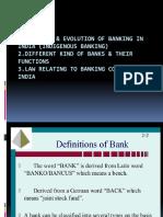 UNIT 1 Banking