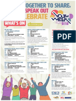 Youth Week program