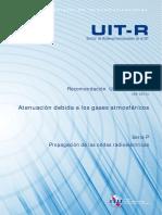 R-REC-P.676-10-201309-I Atenuación debida a los gases atmosféricos.pdf